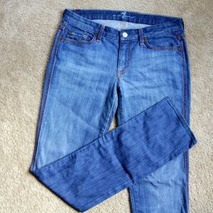 7 for All Mankind Kate Jeans Size 28